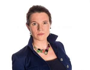 Lina Nordquist (L), oppositionslandstingsråd